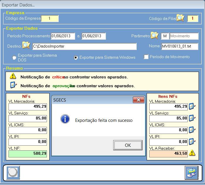 CSEXPORTAR_CIS_ERP_Exportar_Dados_Movto_01