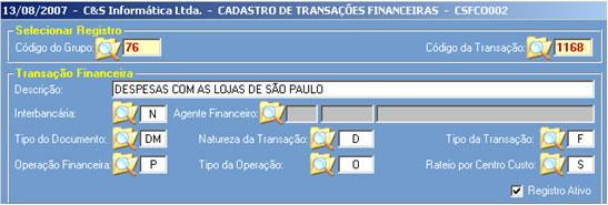 CSFCO002_CIS_ERP_CADASTRO_TRANSACAO_FINANCEIRA_01